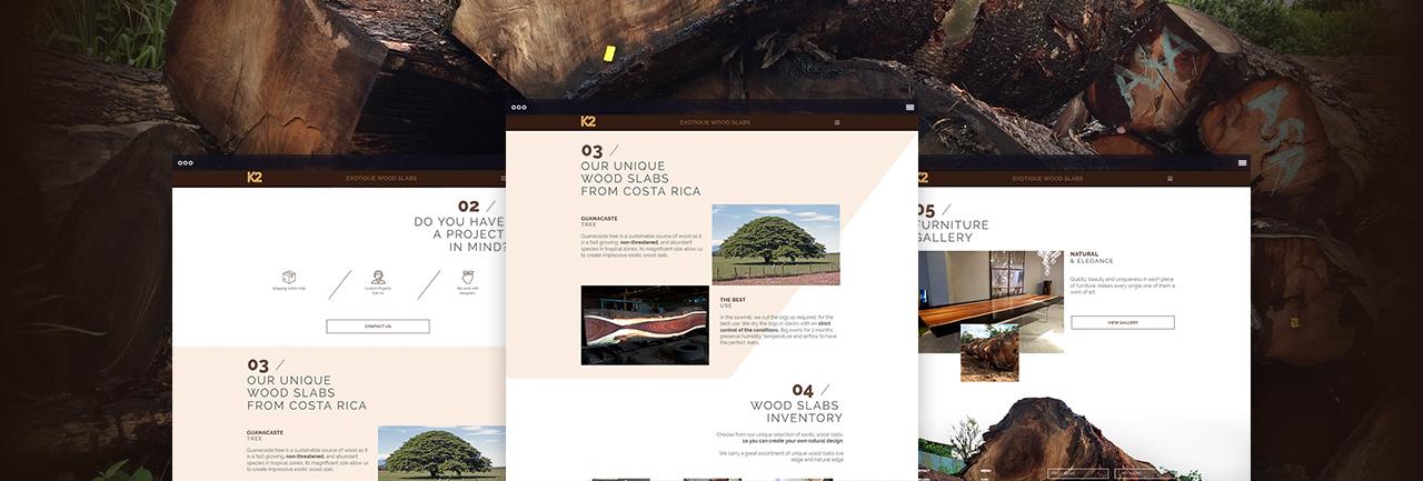 Agencia Web Maderera k2