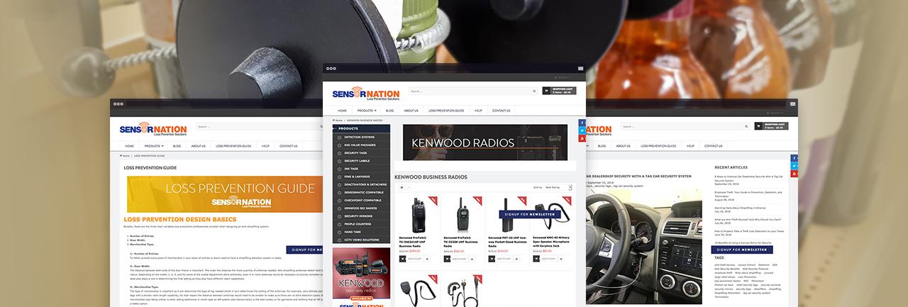 Agencia Marketing Web Merchandising